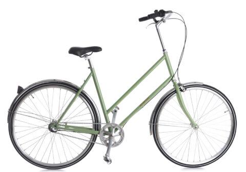 Style Tokyo 3 Gear Grøn Damecykel
